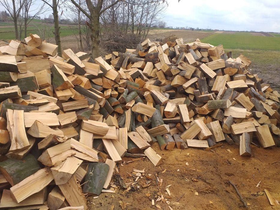 Drewno kominkowe opałowe Chybice - image 1