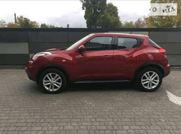 Продам Nissan Juke офіційне авто