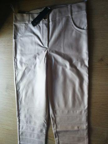 Spodnie woskowane