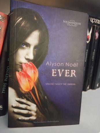 Ever Alyson Noel stan idealny