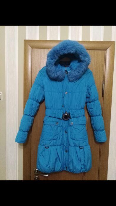 Курточка- пальто зимнее Чернигов - изображение 1