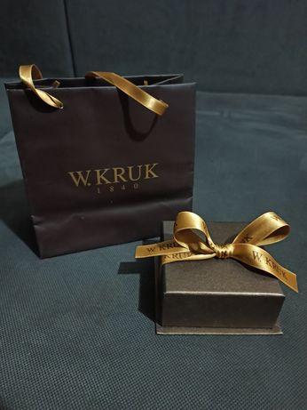 Pudełko i torebka W. Kruk