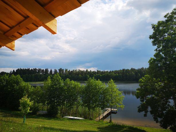 Działka nad jeziorem, kemping, dzierżawa, wakacje