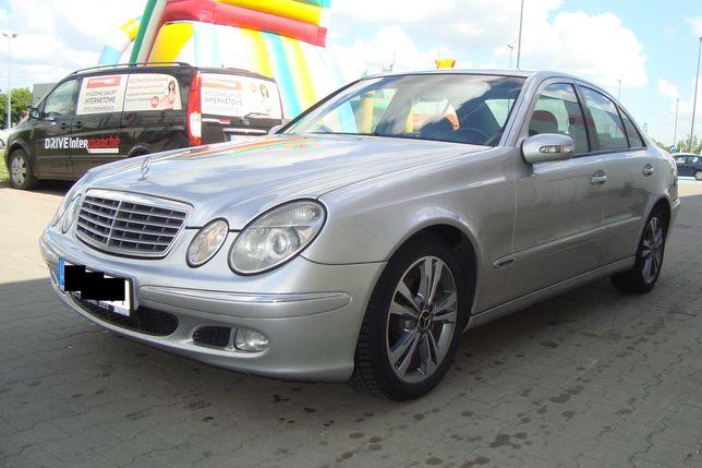 Mercedes-Benz E-klasa w211 2.7 cdi zadbany org Hak