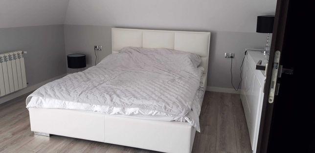 Nowoczesne łóżko tapicerowane 160/220