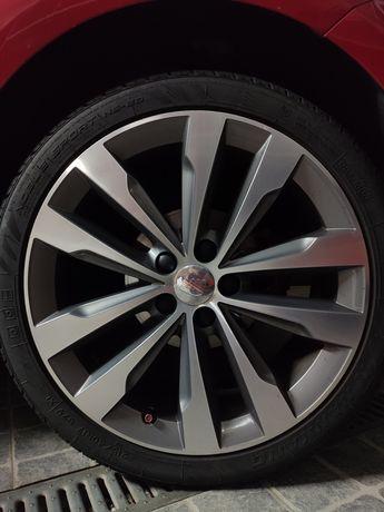 "Jantes SEAT 17"" + pneus"
