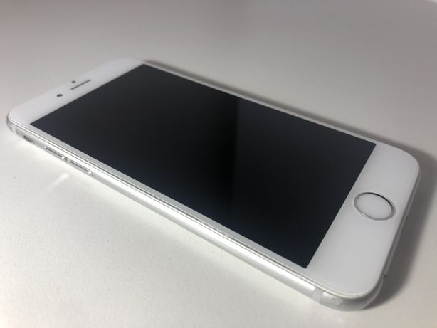 Iphone 6 zadbany bez blokad ładowarka apple dobra bateria 2 x szkło