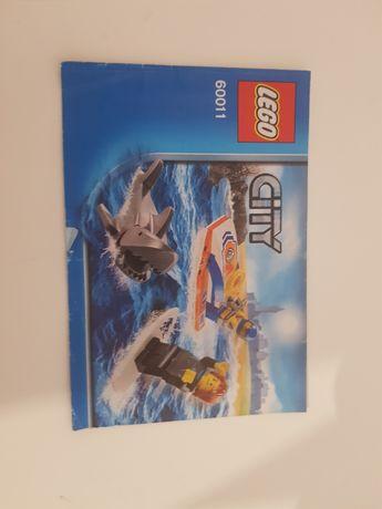 Lego City 60011 Surfer