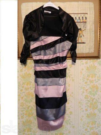продам вечернее платье с болеро