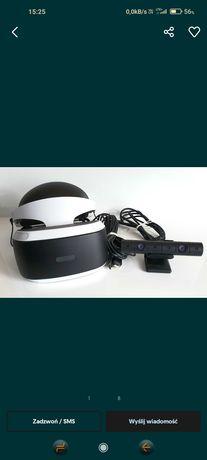 Okulary VR ver 2 Ps 4 lub zamienię na sprzęt komputerowy.