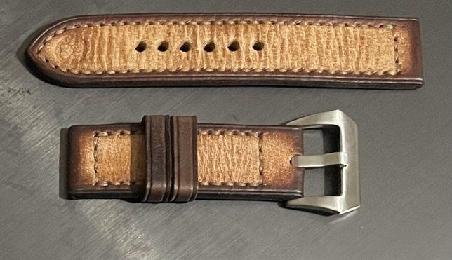 Bracelete pele 24mm