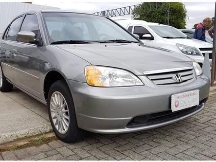 Honda civic 2001, 2002 e 2003 material em bom estado