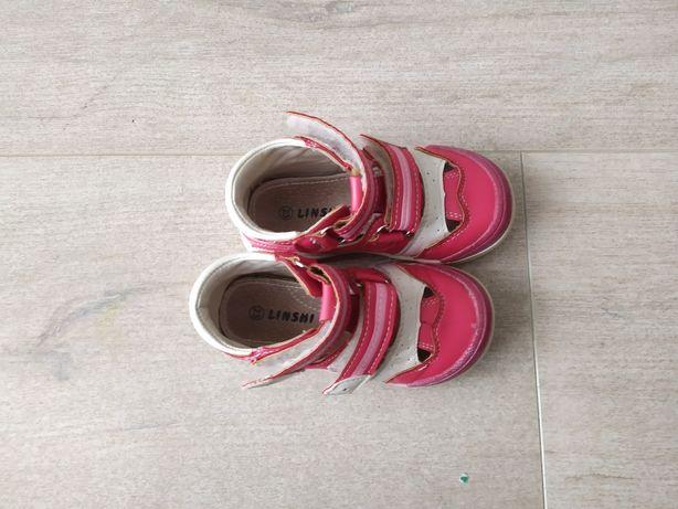 Sandałki dziewczęce 23