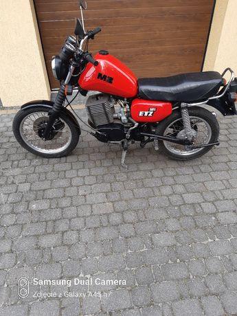 MZ ETZ 251 motor
