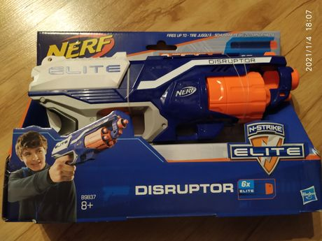 Pistolet nerf disruptor Hasbro