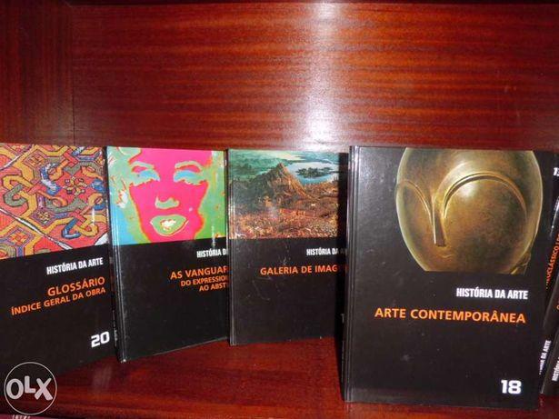Enciclopédia de História de Arte - NOVA
