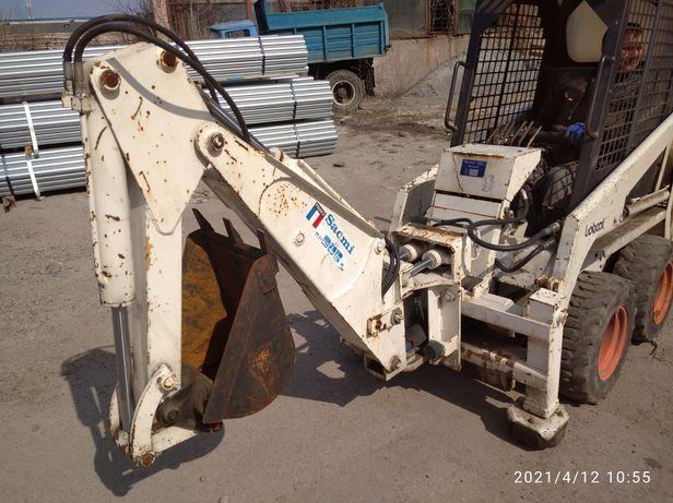 Bobcat бобкэт трактор 440В