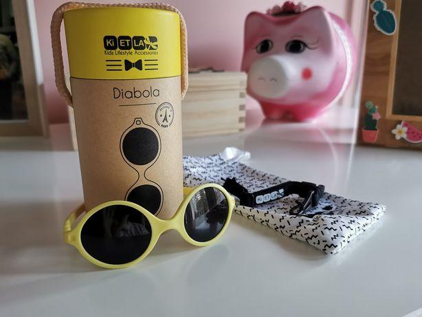 Okulary przeciwsłoneczne Kietla dla niemowląt 0-1 roku