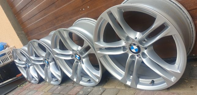 BMW 18 Cali 5x120 M-Power F10 F11 F30 F01 F06 Styling 613