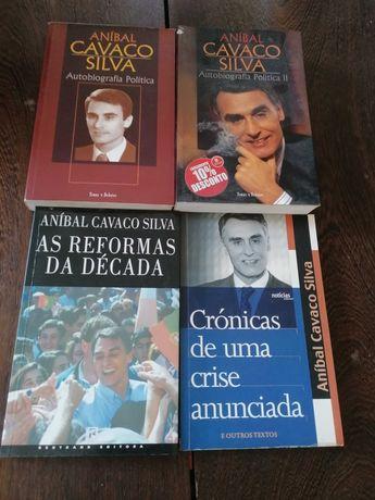 Livros política - Vários autores