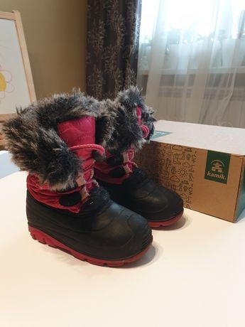 Продам зимние сапоги ботинки размер 9