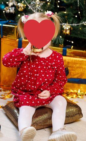 Платье на девочку 2-3 года Chicco