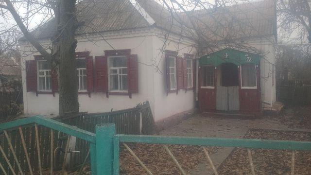 Продам одноэтажныйц дом