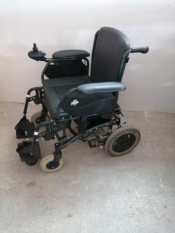 Wózek inwalidzki elektryczny vermeiren Rapido