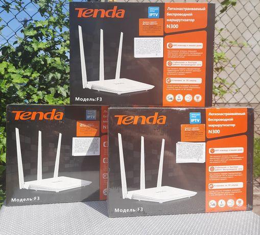 Роутер маршрутизатор Tenda F3