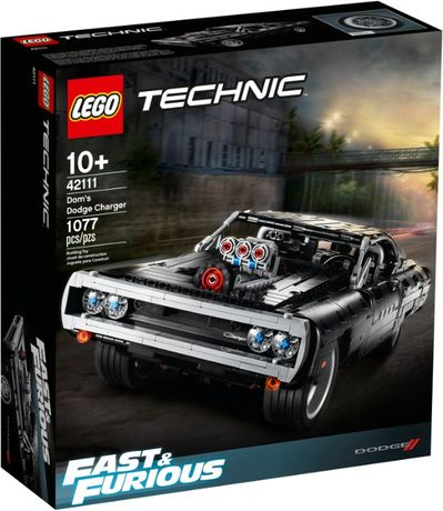 LEGO 42111 Technic - Dom's Dodge Charger NOWE