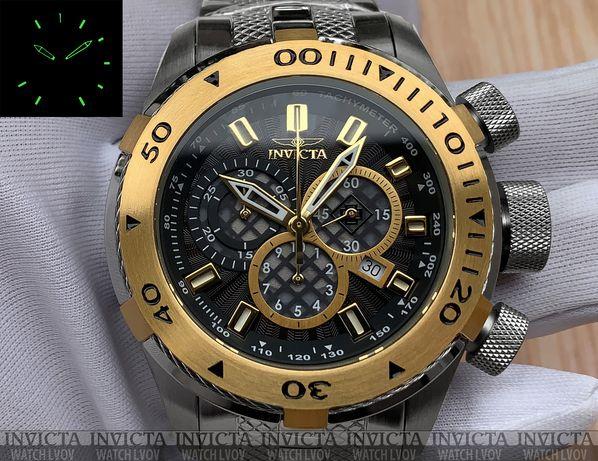 Мужские часы Invicta 29743 Reserve Bolt Swiss Chronograph Two Cable