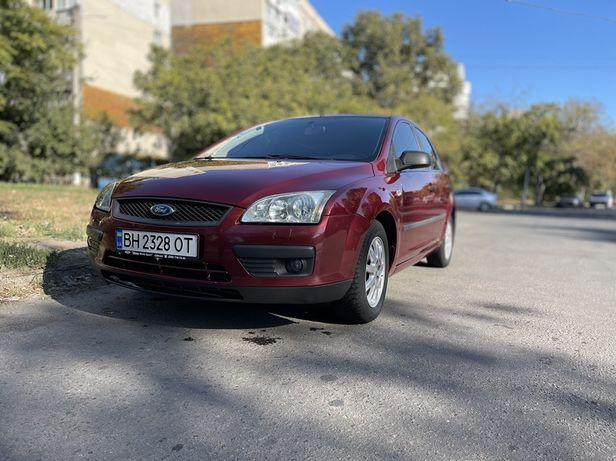 Ford focus 2 обслужен