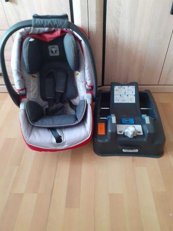 Nosidelko fotelik samochodowy z bazą  0-13 kg
