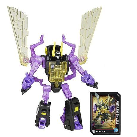 Transformers GEN Legends Titans Kickback C0283