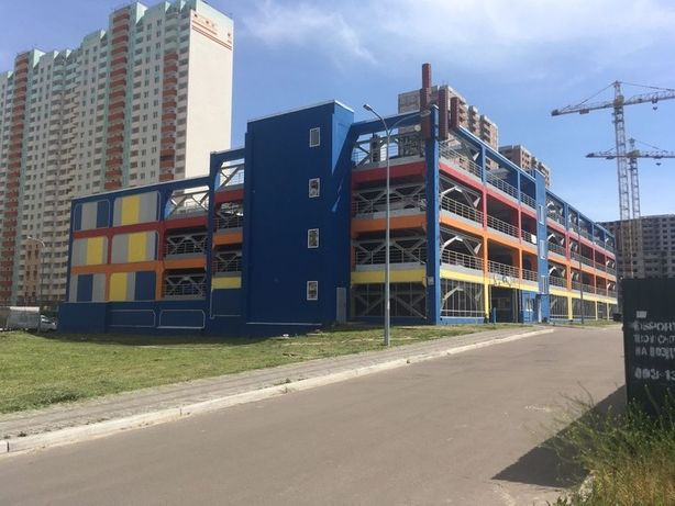 Сдам паркоместо в ЖК Патриотика, ул. Русовой 9
