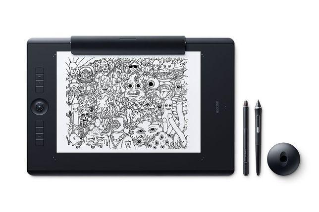 Графический планшет Wacom Intuos Pro L 2 (PTH-860)