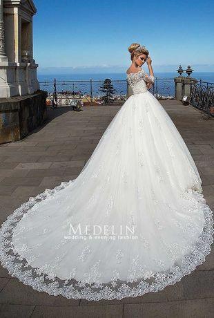 Свадебное платье NAVIBLUE 36 размер XS - S