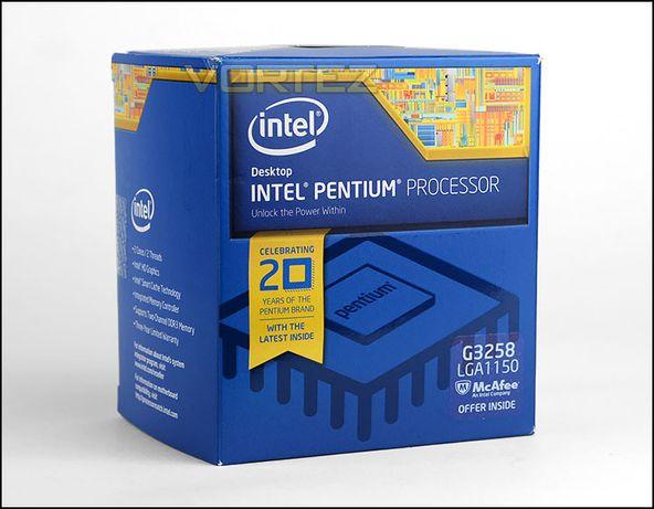 Intel G3258 Anniversary Edition