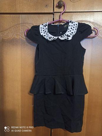 Платье 7-8лет нарядное