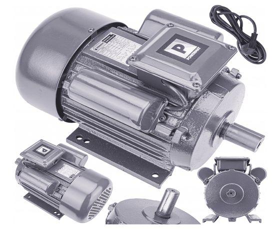 SILNIK ELEKTRYCZNY jednofazowy 3kW 2800 rpm 3000W 230V 207