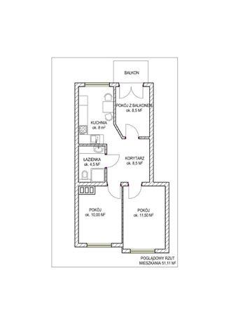 Sprzedam mieszkanie 3- pokojowe w apartamentowcu