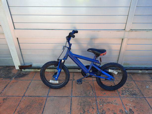 Bicicleta criança todo o terreno