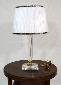 Lampa Salonowa Akryl Glamour /Meble Stylowe Grodzisk Mazowiecki