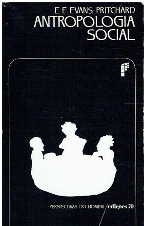 11791  Antropologia Social de E.E. Evans-Pritchard