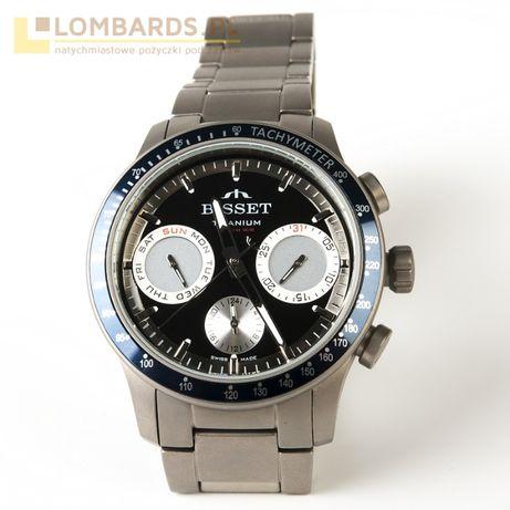 nowy zegarek Bisset BSDE37 męski