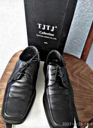 Туфли мужские классические  TJTJ 40 р