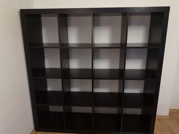 IKEA kallax 150x150 cm wenge