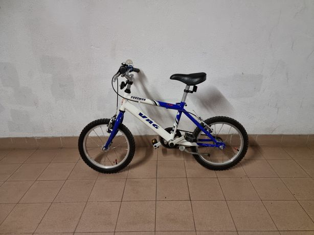 Bicicleta Criança Menino roda 16  ( 6 aos 9 anos )