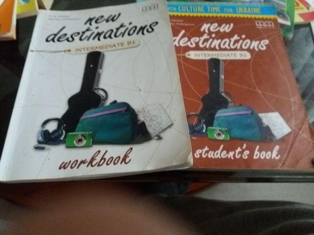 Книжки з англійської мови New Destinations Intermediate B1