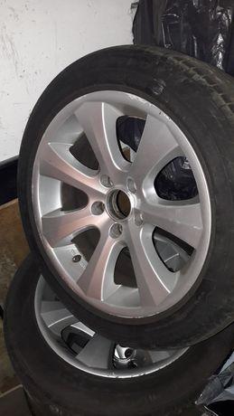Opony 225 50 r17 Continental I Bridgestone